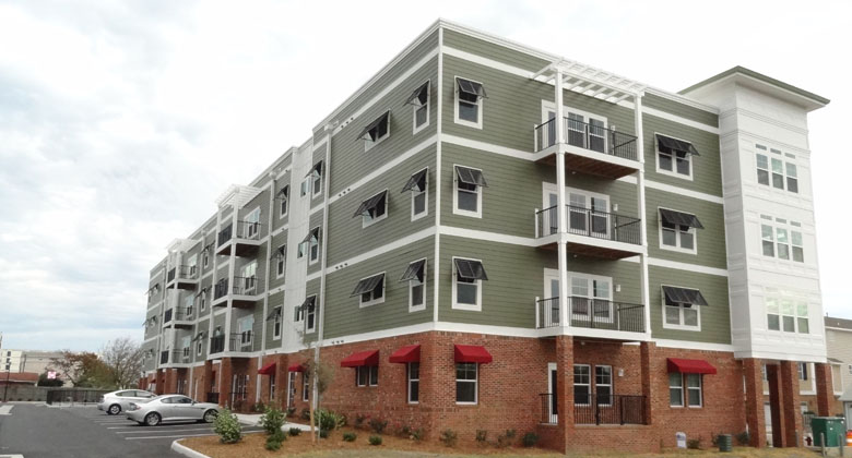 New Luxury Apartments In Virginia Beach